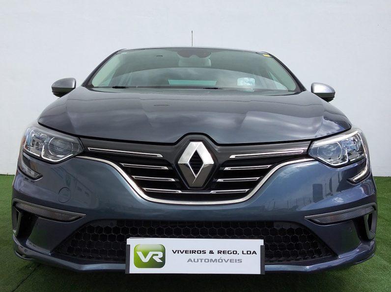 Renault Megane 1.5 DCi GT Line completo