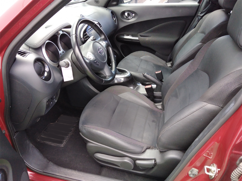 Nissan Juke 1.5 DCi N-Connecta completo