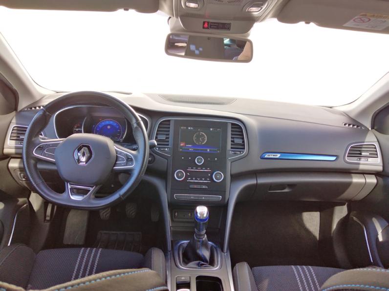 Renault Megane SW 1.5 DCi GT Line completo
