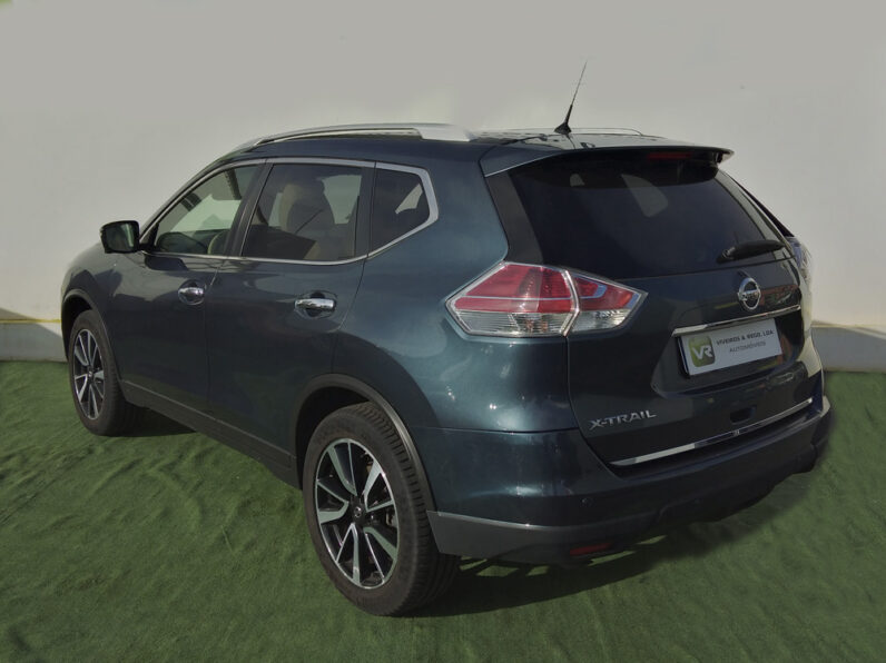 Nissan X-Trail 1.6 DCi Acenta completo