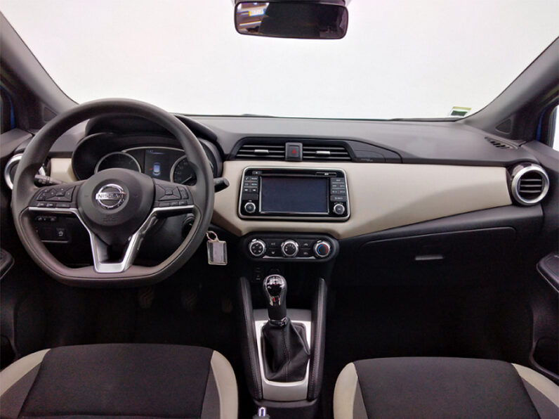 Nissan Micra 1.5 DCi Acenta completo