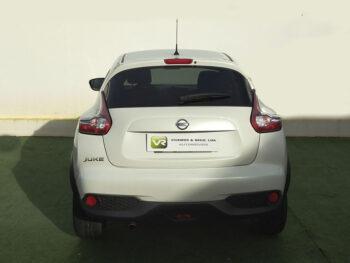 Nissan Juke 1.5 DCi Tekna completo