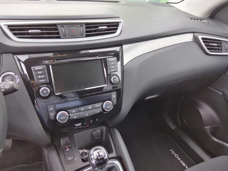 Nissan Qashqai 1.3 DIG-T Tekna completo