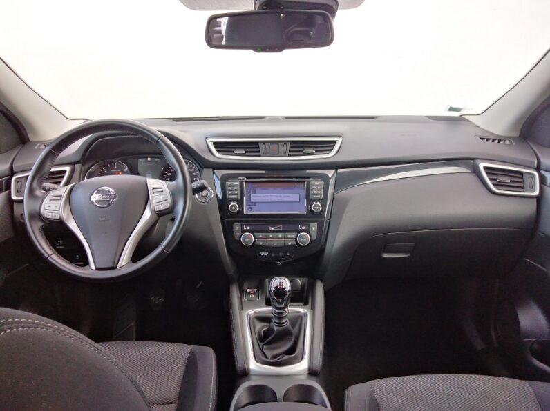 Nissan Qashqai 1.5 DCi N-Connecta completo