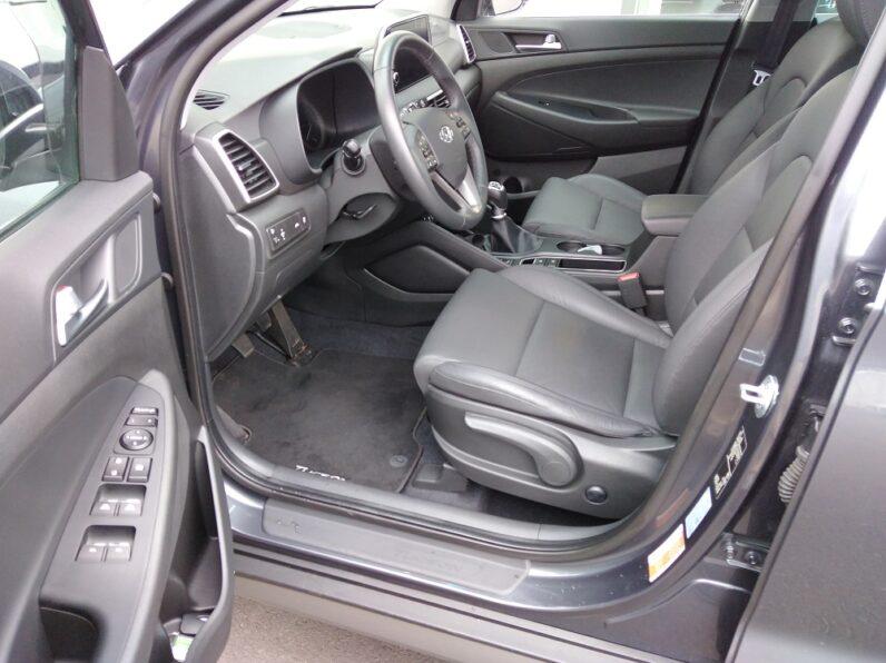 Hyundai Tucson 1.6 CRDi Premium completo