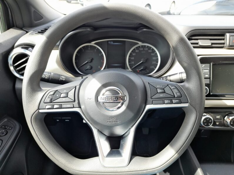 Nissan Micra 1.0 IG-T Acenta completo